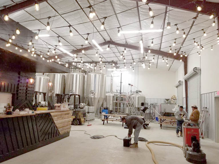 Brewery Design Construction